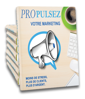 Propulsez votre marketing