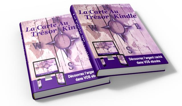 La carte au trésor Kindle